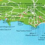 Aya Napa Map