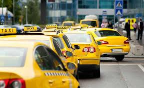 Таксі в Єгипті