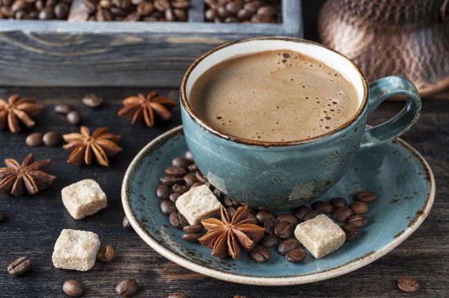Марокканська палаюча кава