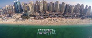 Дубай надувной парк2