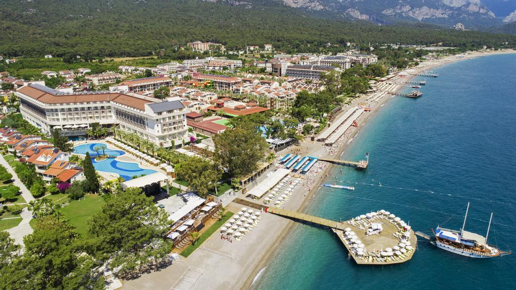 DoubleTree by Hilton Antalya Kemer 5* от 650 Долл